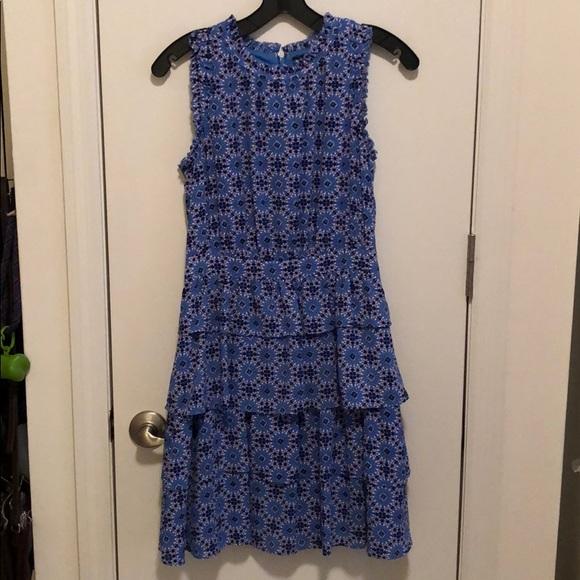 Banana Republic Dresses & Skirts - Beautiful blue and purple Banana Republic dress